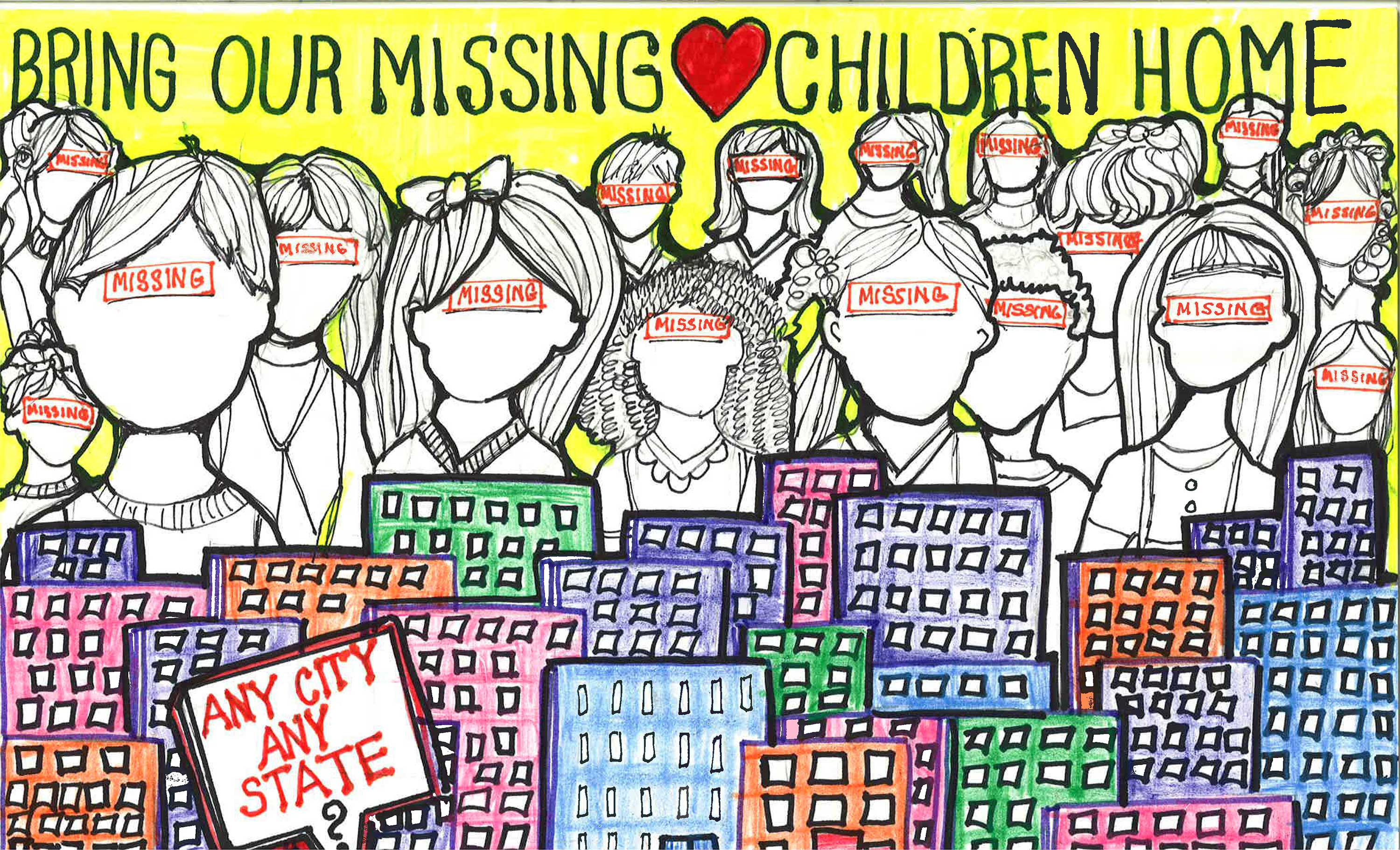 MEPIC :: National Missing Children's Poster Gallery